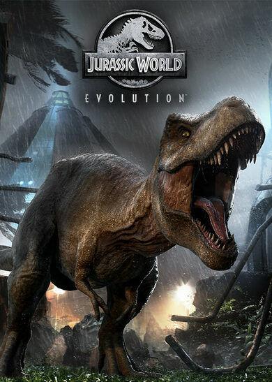 Frontier Developments Jurassic World Evolution Steam Key GLOBAL