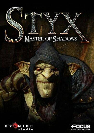 Focus Home Interactive Styx: Master of Shadows Steam Key GLOBAL