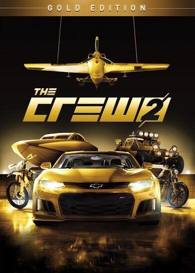 Ubisoft The Crew 2 (Gold Edition) Uplay Key EMEA