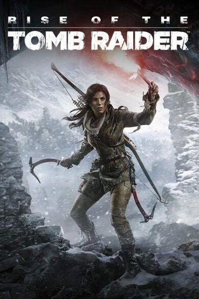 Microsoft Studios Rise of the Tomb Raider Steam Key GLOBAL