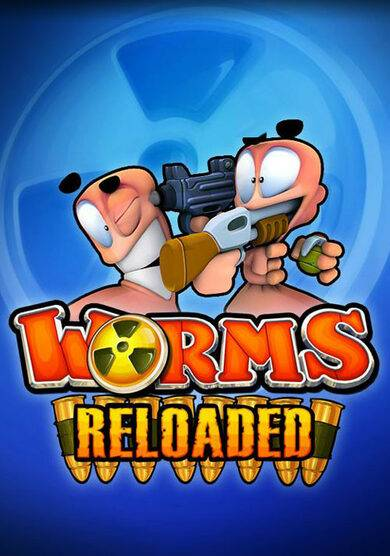 Team 17 Software Worms Reloaded Steam Key EUROPE