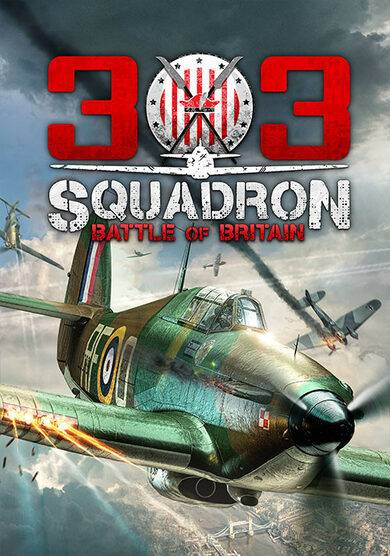 Movie Games 303 Squadron: Battle of Britain (Incl. Early Access) Steam Key GLOBAL