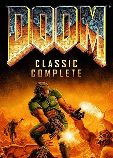 id Software Doom Classic Complete Steam Key GLOBAL