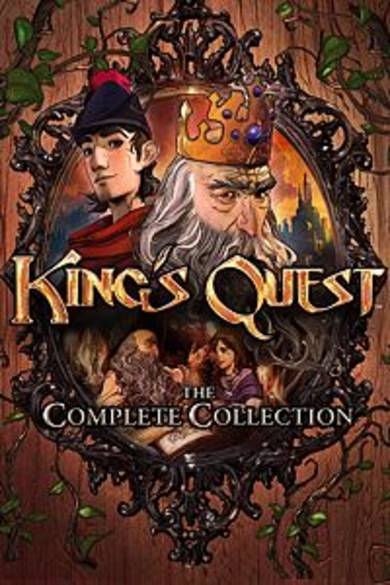 Sierra Entertainment Inc. King's Quest Complete Collection Steam Key GLOBAL