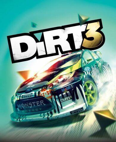 Codemasters Software Dirt 3 Steam Key GLOBAL