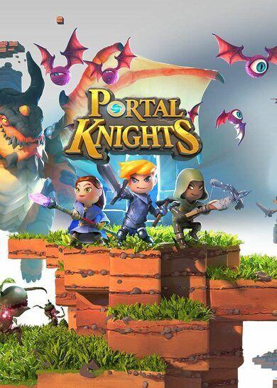 505 Games Portal Knights Steam Key GLOBAL
