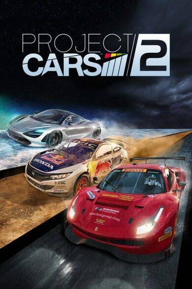 Cenega Project Cars 2 Steam Key GLOBAL