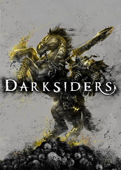 THQ Inc. Darksiders Steam Key GLOBAL