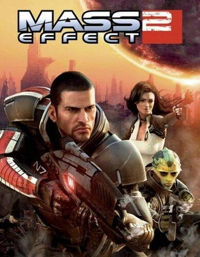 Electronic Arts Inc. Mass Effect 2 (Digital Delux Edition) Origin Key GLOBAL