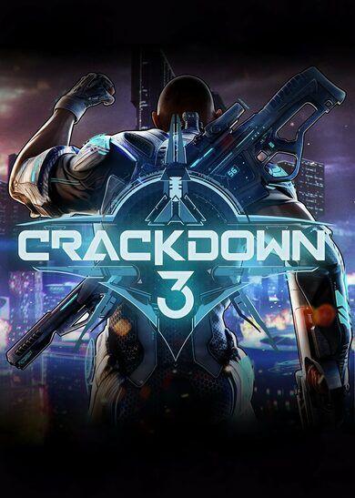 Microsoft Studios Crackdown 3 (PC/Xbox One)  Xbox Live Key GLOBAL