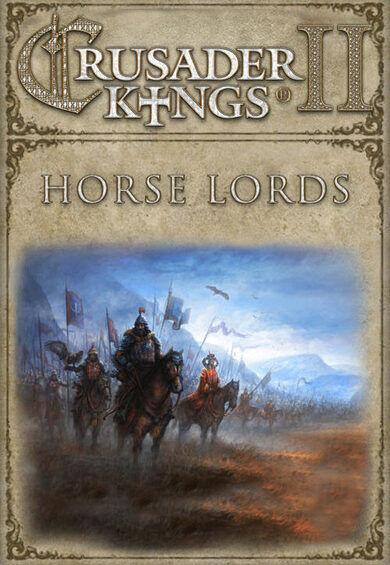 Paradox Interactive Crusader Kings II - Horse Lords (DLC) Steam Key GLOBAL