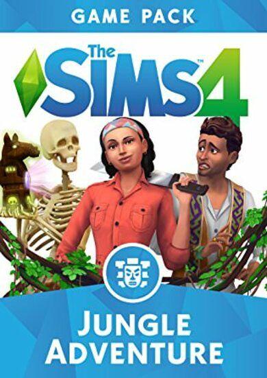 Electronic Arts Inc. The Sims 4: Jungle Adventure (DLC) Origin Key GLOBAL