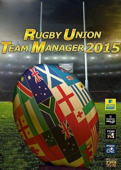 Alternative Software Ltd Rugby Union Team Manager 2015 Steam Key EUROPE