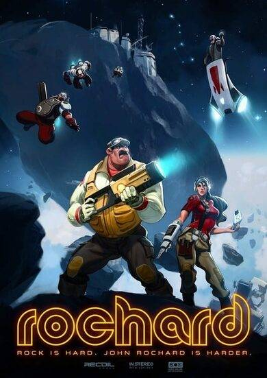 Recoil Games Rochard Steam Key GLOBAL