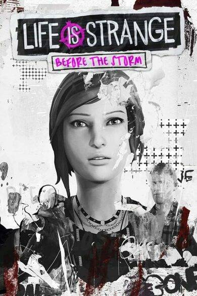 Square-Enix / Eidos Life is Strange: Before the Storm (Deluxe Edition) Steam Key GLOBAL