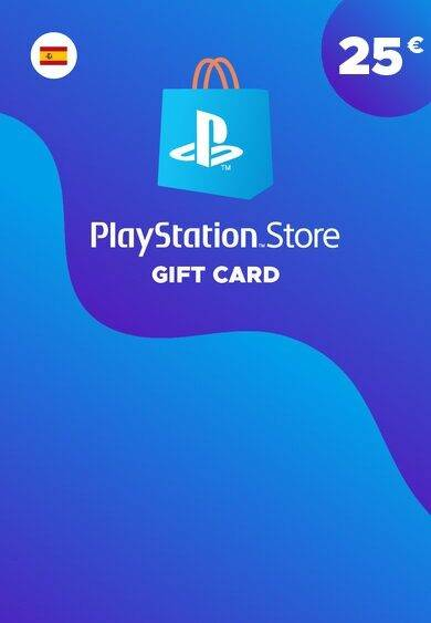 Sony Online Entertainment Playstation Network Card 25 EUR (ES) PSN Key SPAIN