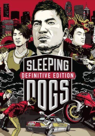 Square-Enix / Eidos Sleeping Dogs (Definitive Edition) Steam Key GLOBAL