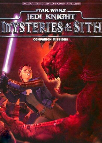 LucasArts / Lucasfilm / Disney Interactive Star Wars Jedi Knight: Mysteries of the Sith Steam Key EUROPE