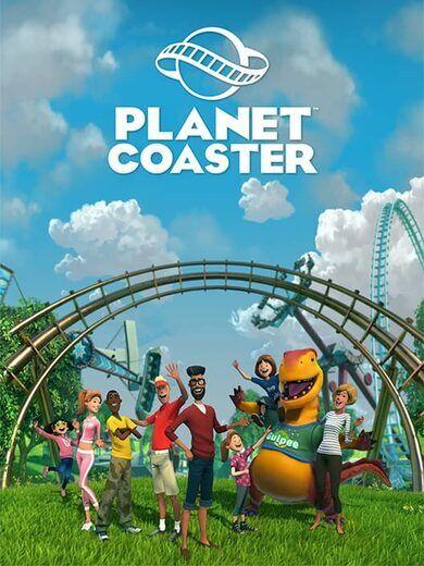 Frontier Developments Planet Coaster Steam Key GLOBAL