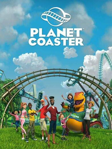 Frontier Developments Planet Coaster Steam Key GLOBAL