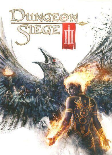 Square-Enix / Eidos Dungeon Siege III Steam Key GLOBAL
