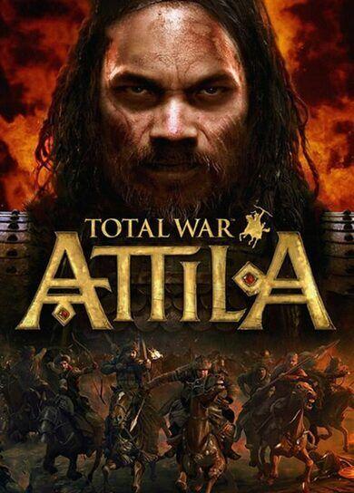 SEGA Total War: Attila Steam Key GLOBAL
