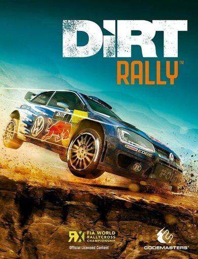 Codemasters Software DiRT Rally Steam Key GLOBAL