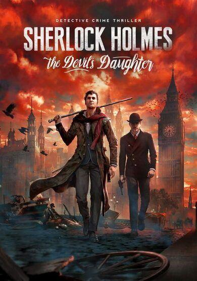 Bigben Interactive Sherlock Holmes: The Devil's Daughter Steam Key GLOBAL