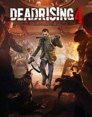 Capcom Dead Rising 4 Steam Key EMEA