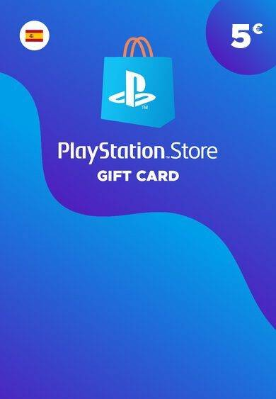 Sony Online Entertainment Playstation Network Card 5 EUR (ES) PSN Key SPAIN