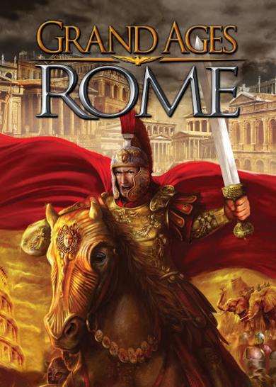 Kalypso Media Grand Ages: Rome GOLD Steam Key GLOBAL