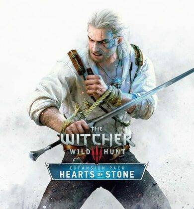 CDP.pl / CD Projekt The Witcher 3: Hearts of Stone (DLC) GOG.com Key GLOBAL