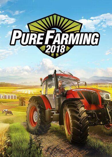 Techland Publishing Pure Farming 2018 - Germany Map (DLC) Steam Key EUROPE
