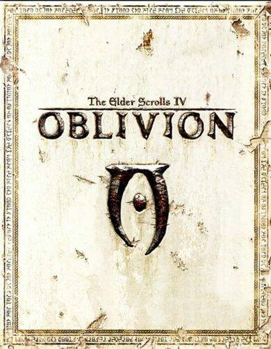 Take 2 Interactive The Elder Scrolls IV: Oblivion (GOTY) Steam Key GLOBAL