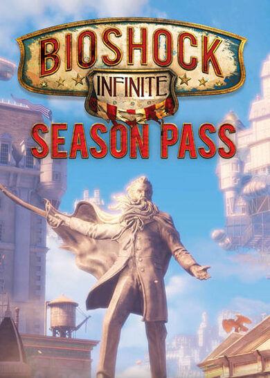 2K Games BioShock Infinite - Season Pass (DLC) Steam Key GLOBAL