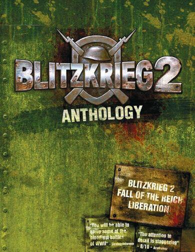 Nival Blitzkrieg 2 Anthology Steam Key GLOBAL