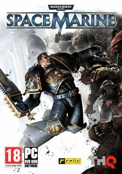 THQ Inc. Warhammer 40,000: Space Marine Steam Key GLOBAL