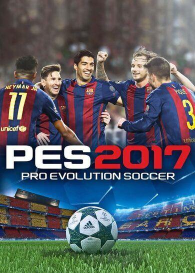 Konami Pro Evolution Soccer 2017 Steam Key GLOBAL