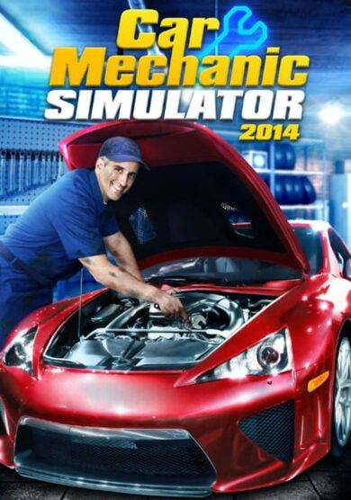PlayWay Car Mechanic Simulator 2014 Steam Key GLOBAL