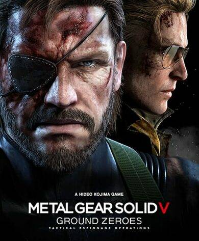 Konami Metal Gear Solid V: Ground Zeroes Steam Key GLOBAL