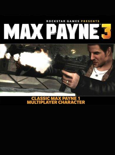 Paradox Interactive Max Payne 3 - Classic Max Payne Character (DLC) Steam Key EUROPE