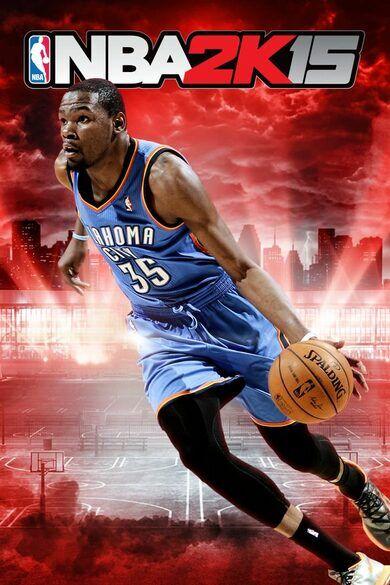 2K Games NBA 2K15 Steam Key GLOBAL