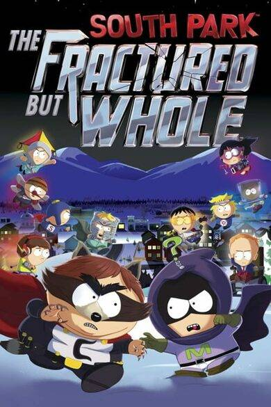 Ubisoft South Park: The Fractured But Whole Uplay Key EMEA