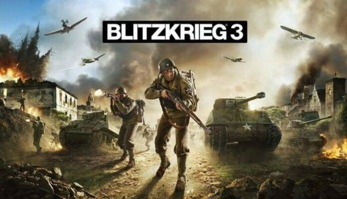 Nival Blitzkrieg 3 (Deluxe Edition) Steam Key GLOBAL