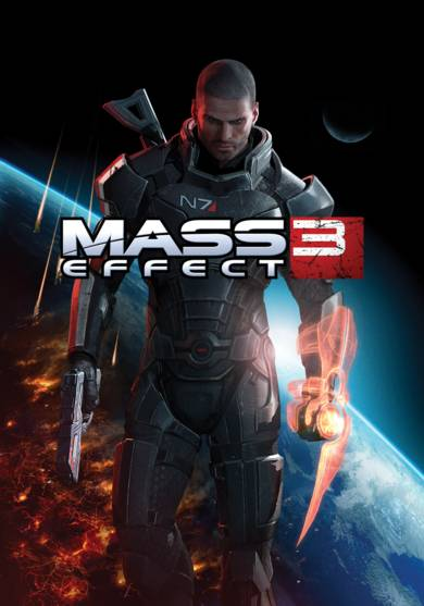 Electronic Arts Inc. Mass Effect 3 Origin Key GLOBAL
