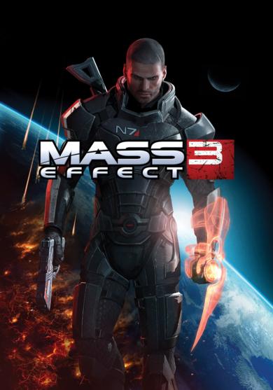 Electronic Arts Inc. Mass Effect 3 (Digital Delux Edition) Origin Key GLOBAL