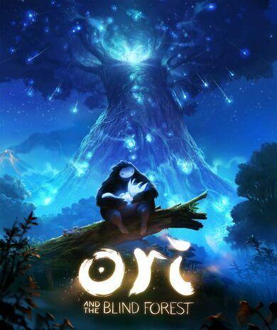 Microsoft Studios Ori and the Blind Forest (Xbox One) Xbox Live Key GLOBAL