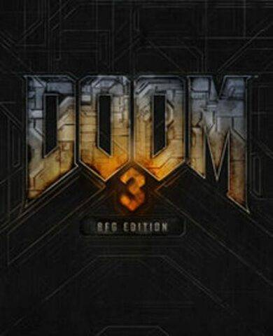 Bethesda Softworks Doom 3: BFG Edition Steam Key GLOBAL
