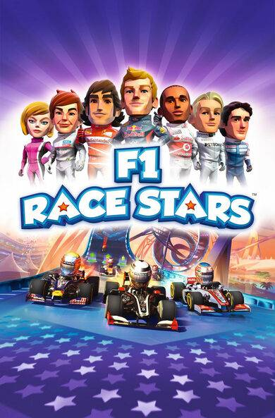 Codemasters Software F1 Race Stars Steam Key GLOBAL