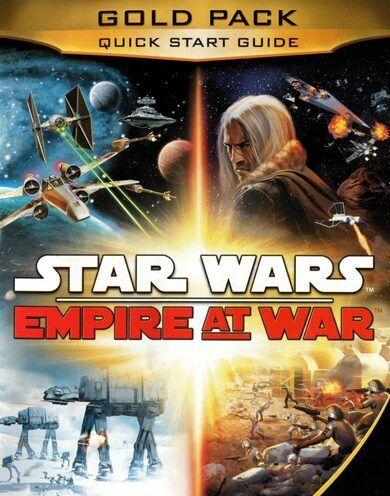 LucasArts Star Wars: Empire At War - Gold Pack Steam Key EMEA